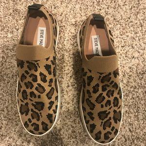 Steve Madden Cheetah Shoes - worn once